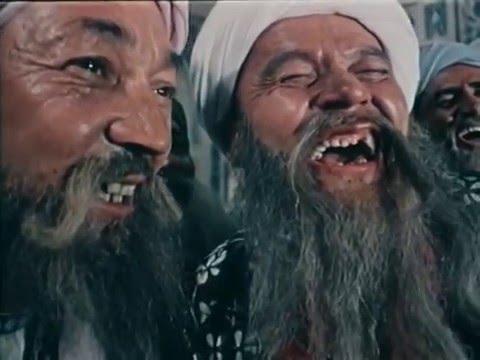 Насреддин в Ходженте 1959 Таджик-фильм
