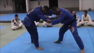 Bjj Club Feu Jiu Jitsu - TIRO DE GUARDA
