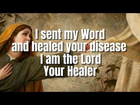 I Am The God That Healeth Thee   Don Moen