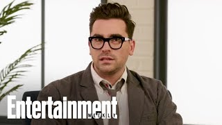 Dan Levy Personally Shops For Schitt's Creek's Wardrobes | Entertainment Weekly
