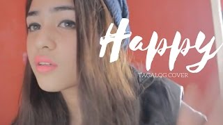 2NE1 - Happy || Hazel Faith Tagalog Cover
