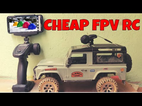 FULL REVIEW - FAYEE FY003 with WiFi FPV | TEST RUN, FPV, RC TRACKs | RC With POPEYE