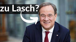 Top oder Flop? Armin Laschets Brille - Stilkritik der Brillenexpertin
