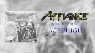 Affiance - Aces High (Iron Maiden Cover)