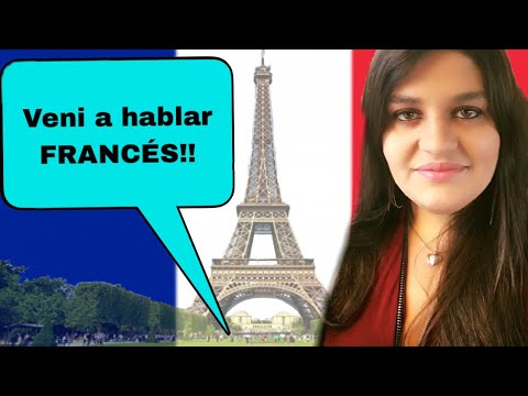Aprende FRANCÉS conmigo! - Clase #1   Saludar, Presentarse