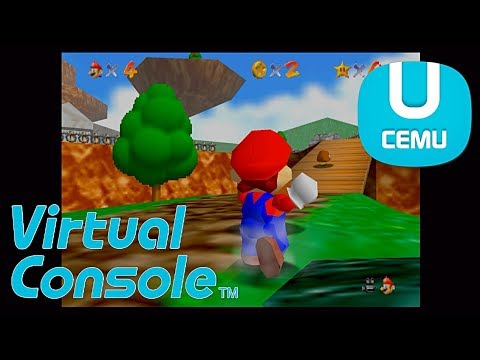 Wii U Tutorial】 How to Make a Perfect Injection in VC N64 Games