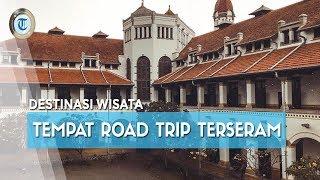 Tempat-tempat 'Road Trip' Paling Seram, Satu di Antaranya Ada di Indonesia