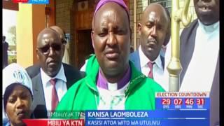 Kanisa la ACK Kajiado laomboleza kifo cha Nkaissery