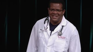 """Dr. Anthony Iton """"Using Data to Study How and When Zip Codes Become More Important than Genetic"""