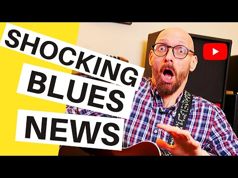 Check out this lesson on The Blues and you Will BE SHOCKED!
