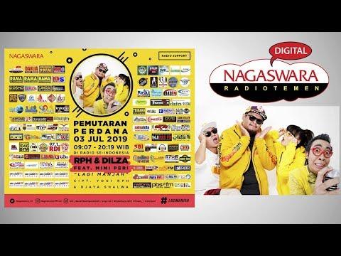 RPH Dan Dilza Featuring Mimi Peri Putar Perdana Single Lagi Manjah