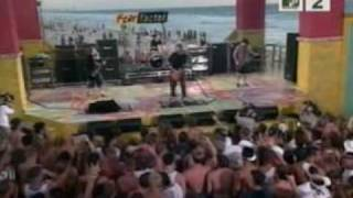 Puddle Of Mudd   Blurry Live @ MTV Spring Break