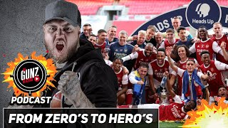 From Zero's To Hero's (Season Review) | All Gunz Blazing Podcast ft DT