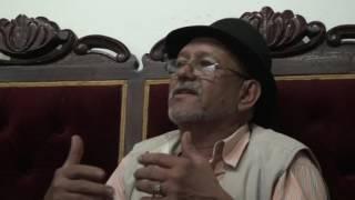 Rolando Quero conversa con Adelis González Campos en Arte final 2016