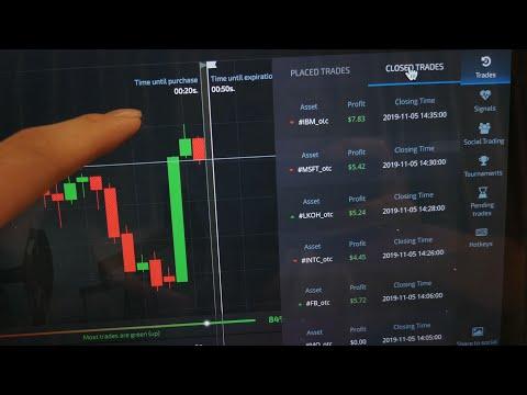 Kā nopelnīt naudu opciju tirgū