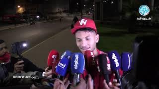 وليد الكرتي و أشرف داري في تصريحات احترافية بعد الفوز على شباب المحمدية برباعية في كأس العرش