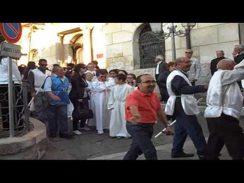 Processione Corpus Domini 07 Giugno 2015