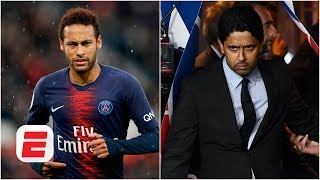 Neymar Has Been Surrounded By Enablers At Paris Saint Germain   Gab Marcotti | Ligue 1