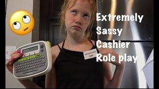 Alexandra/Luka's Custom ASMR Video (SASSY MEAN GIRL ROLEPLAY ⚠️⚠️⚠️)