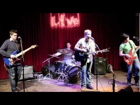 Drew Nielsen Band Live @ World Cafe Live 12/27/12