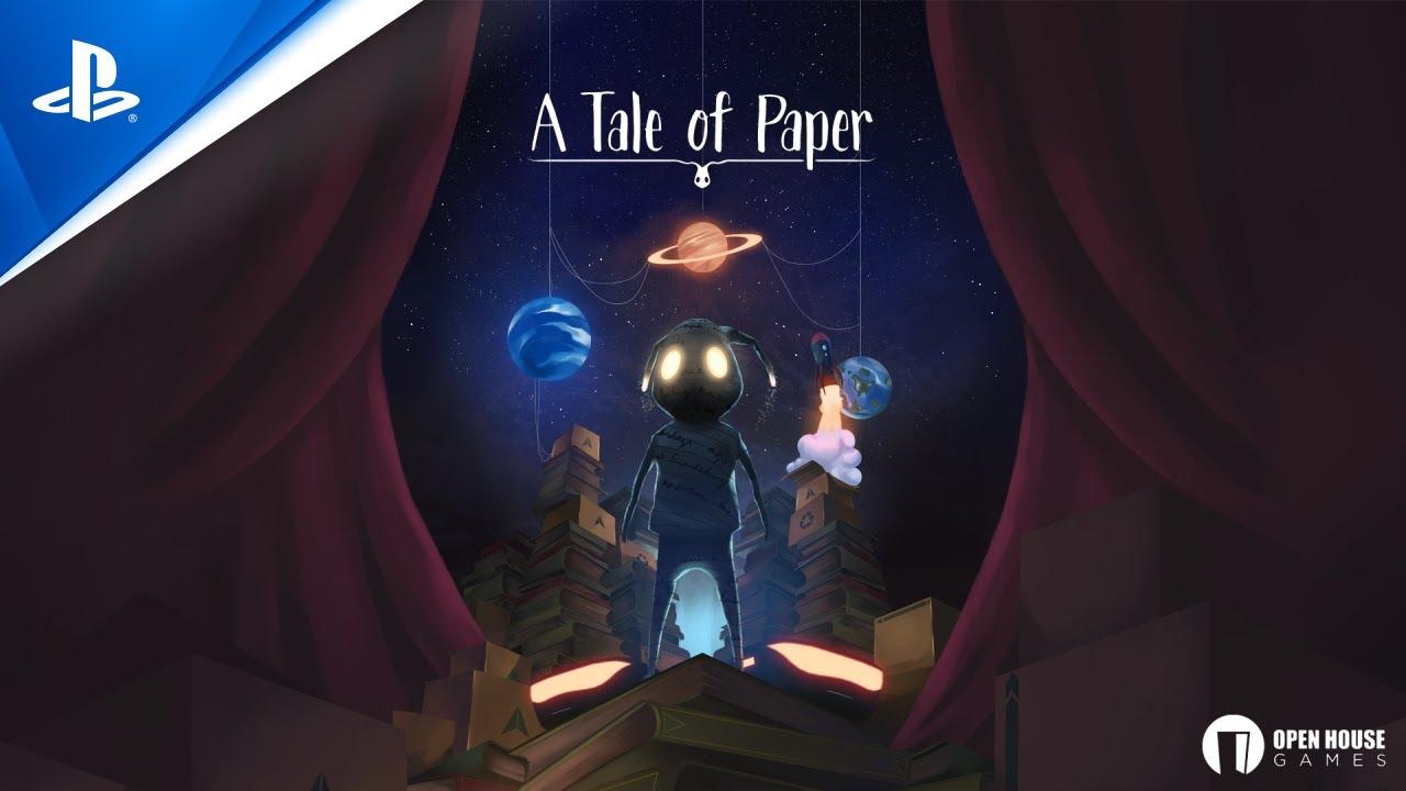 A Tale of Paper ya está a la venta