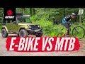 Chris Vs Blake Trail Vs E Bike Game Of Bike