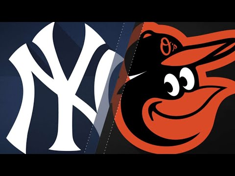 Castro, Gregorius power Yankees past Orioles: 9/4/17