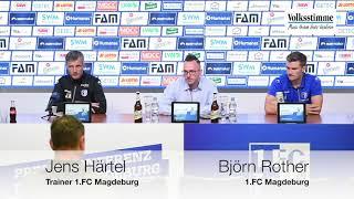 FCM vor Spiel gegen HSV