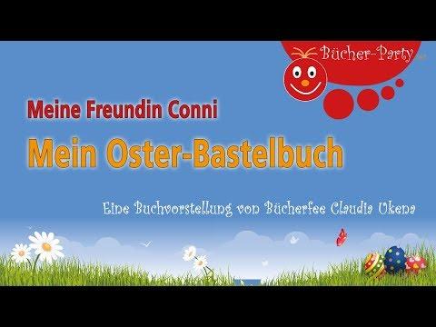 Meine Freundin Conni - Das Oster-Bastelbuch  - Bücherparty.net