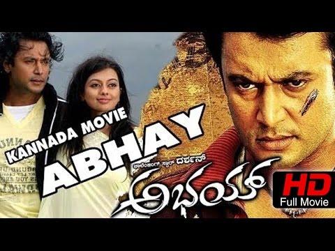 Abhay | Action + Romance | Kannada Movie Full HD | Darshan, Aarthi Thakur |  latest Upload 2016
