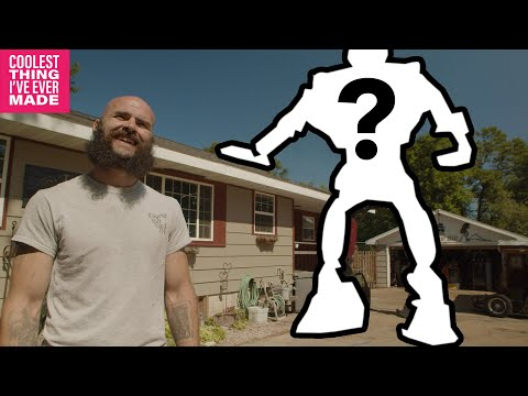 Living with a Giant Robot in the Driveway