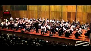 Verdi: Grand March from Aida (arr. David Stone) - Combined Youth Orchestras 28/07/2013