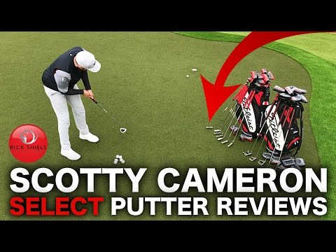 NEW 2017 – SCOTTY CAMERON SELECT PUTTER REVIEWS