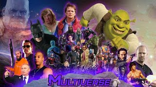 Multiverse    Feature-length fully edited movie