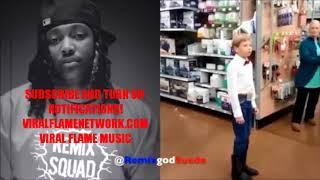 Suede The Remix God Yodeling WalMart Boy Ohlawdchallenge REMIX (Viral Flame Music)
