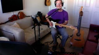 Diamonds On the Soles of Her Shoes Cover - Matt Williams - Live Looping