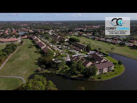 Foxfire Golf & Country Club Naples FL 360 aerial Real Estate Homes & Condos