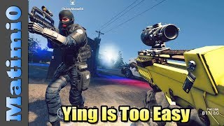 Ying Is Too Easy - Rainbow Six Siege