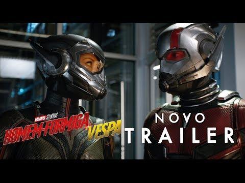 Trailer Final – Homem-Formiga e a Vespa em julho nos cinemas.