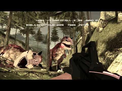 Video of Dino Hunter