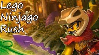 Игра Лего Ниндзяго Спасение - Lego Ninjago Rush