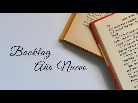 Acabo de Leer... Booktag || Año Nuevo - YouTube