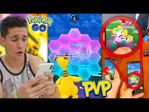 FIRST EVER PVP BATTLES IN POKÉMON GO! What You MISSED in the Trainer Battles Reveal!