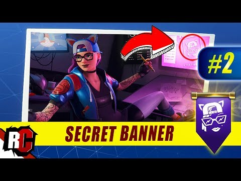 Fortnite Week 2 Secret Banner Location Season 7 Week 2 Loading