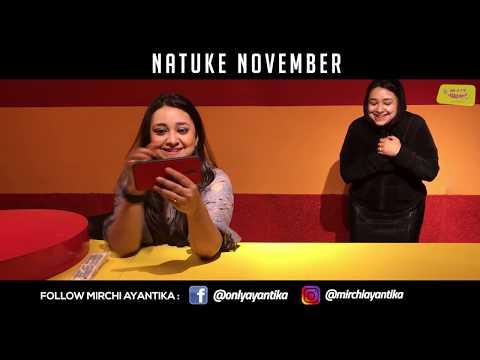 Natuke November feat. Mirchi Ayantika