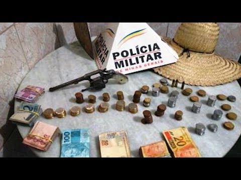 Polícia prende suspeitos de assaltar os Correios em Alpinópolis, no Sul de Minas