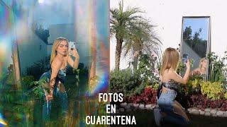 Tomándome fotos Sola en Cuarentena   Danny Alfaro