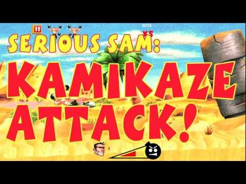 Video of Serious Sam: Kamikaze Attack!