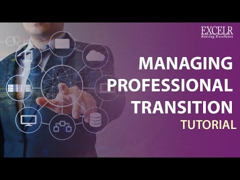 ITIL 4 Foundation| Management Of Professional Transition|ITIL ...