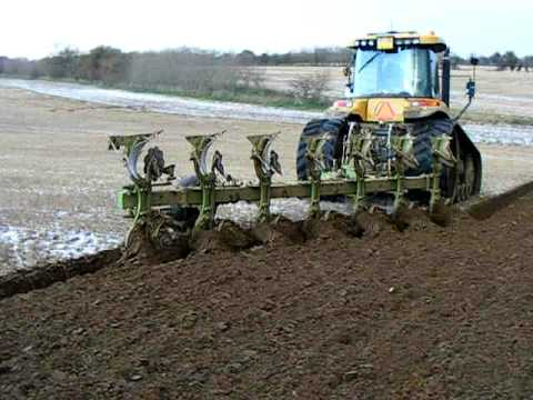 7 furrow Dowdeswell 145 Series